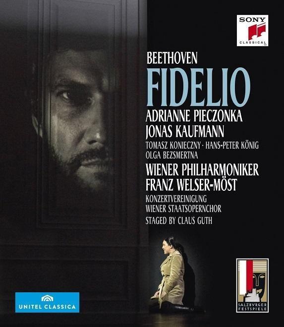 Image of   Jonas Kaufmann - Beethoven: Fidelio - Blu-Ray