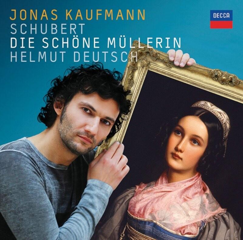 Image of   Jonas Kaufmann - Die Schöne Müllerin - CD