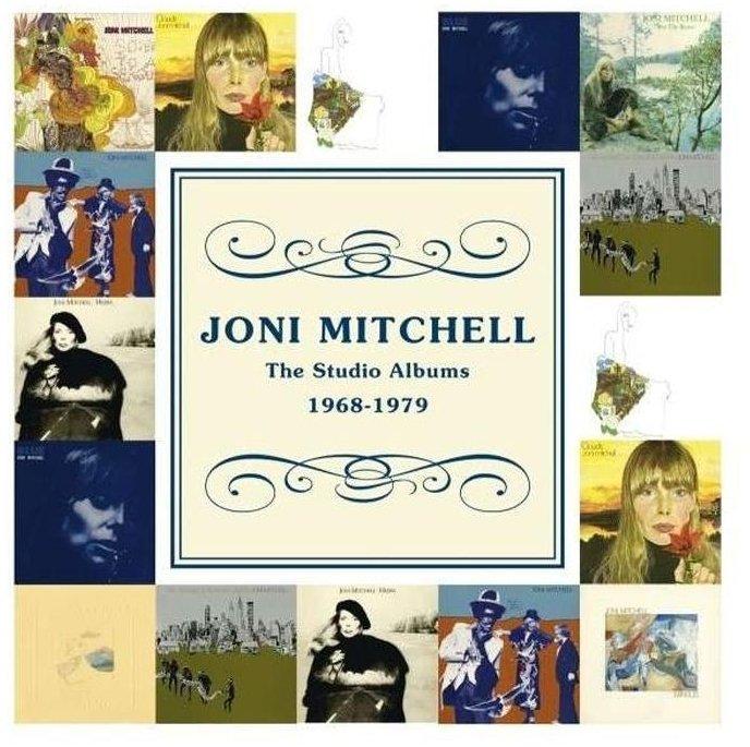 Image of   Joni Mitchell - The Studio Albums 1968-1979 - CD