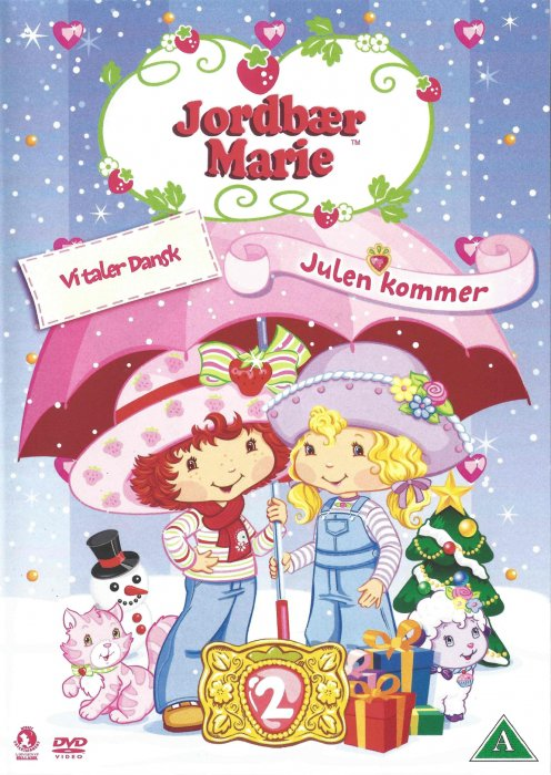 Billede af Jordbær Marie 2 - Julen Kommer - DVD - Film