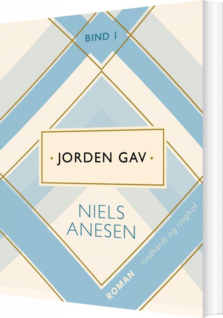 Jorden Gav - Niels Anesen - Bog