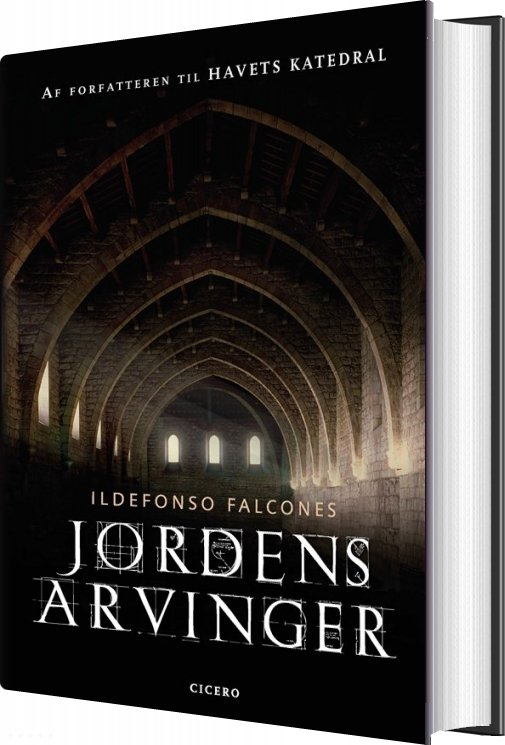 Image of   Jordens Arvinger - Ildefonso Falcones - Bog
