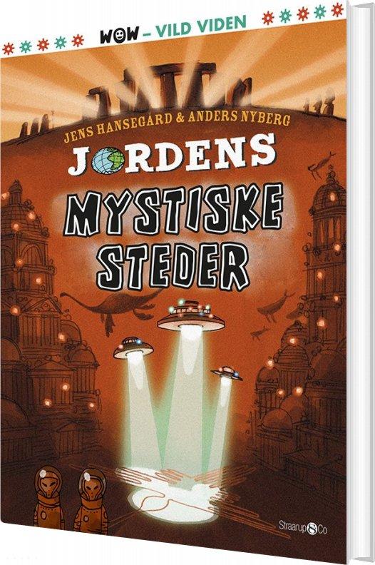 Billede af Jordens Mystiske Steder - Anders Nyberg - Bog