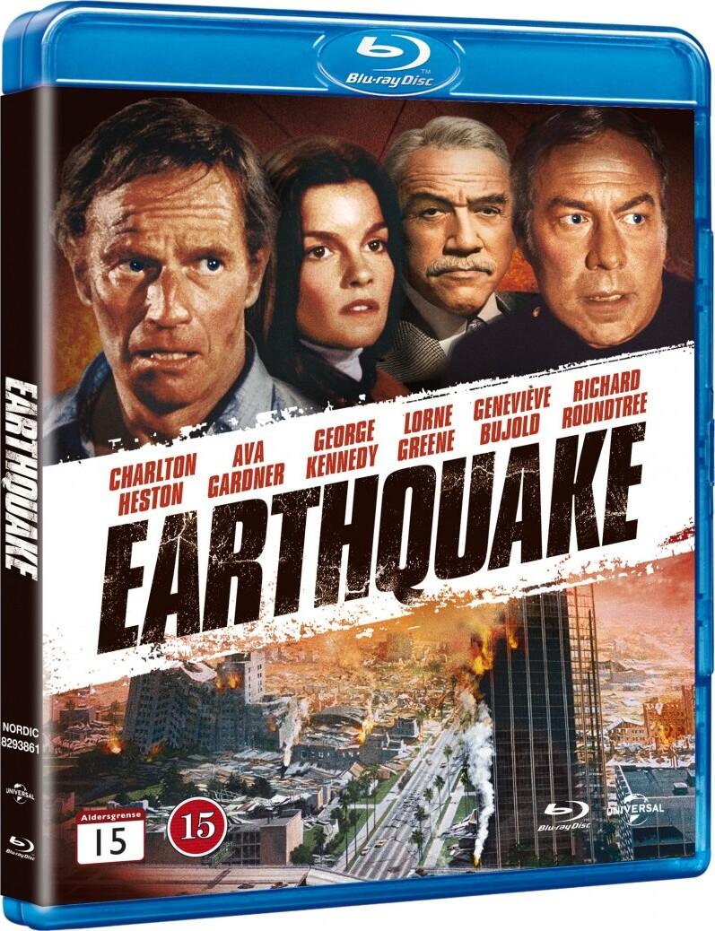 Image of   Earthquake - 1974 - Blu-Ray