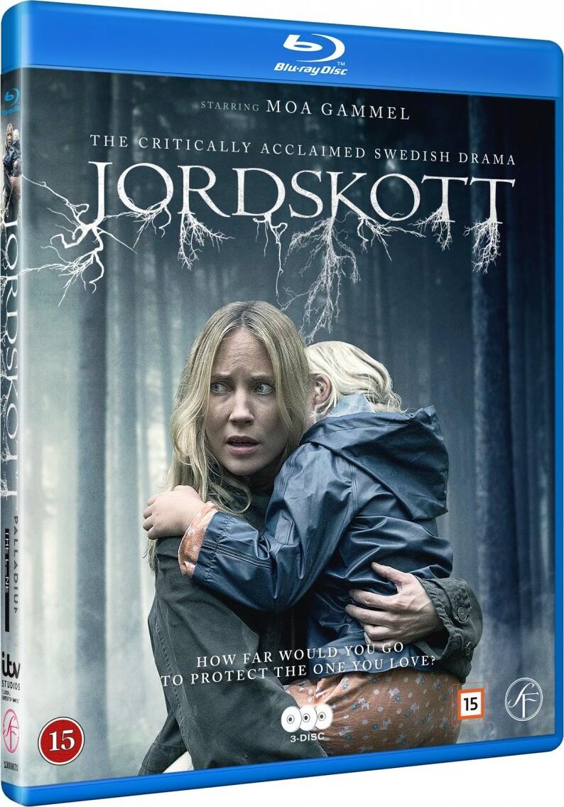 Jordskott - Sæson 1 - Blu-Ray - Tv-serie