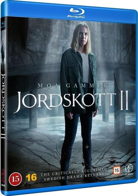 Jordskott - Sæson 2 - Blu-Ray - Tv-serie