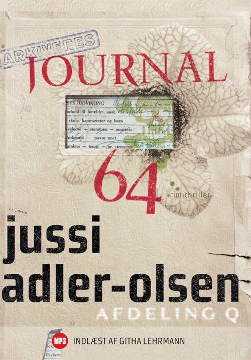 Image of   Journal 64 - Mp3 - Jussi Adler-olsen - Cd Lydbog
