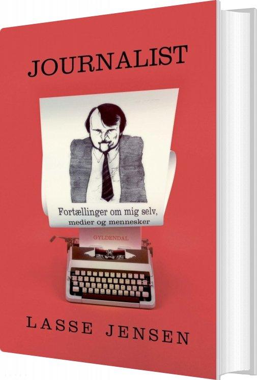 Image of   Journalist - Lasse Jensen - Bog