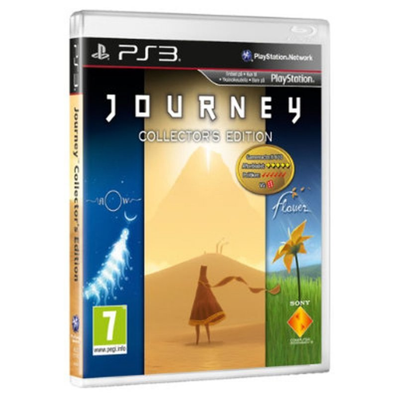 Journey - Collectors Edition (import) - PS3