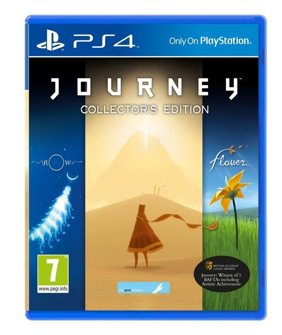 Image of   Journey - Collectors Edition (nordic) - PS4