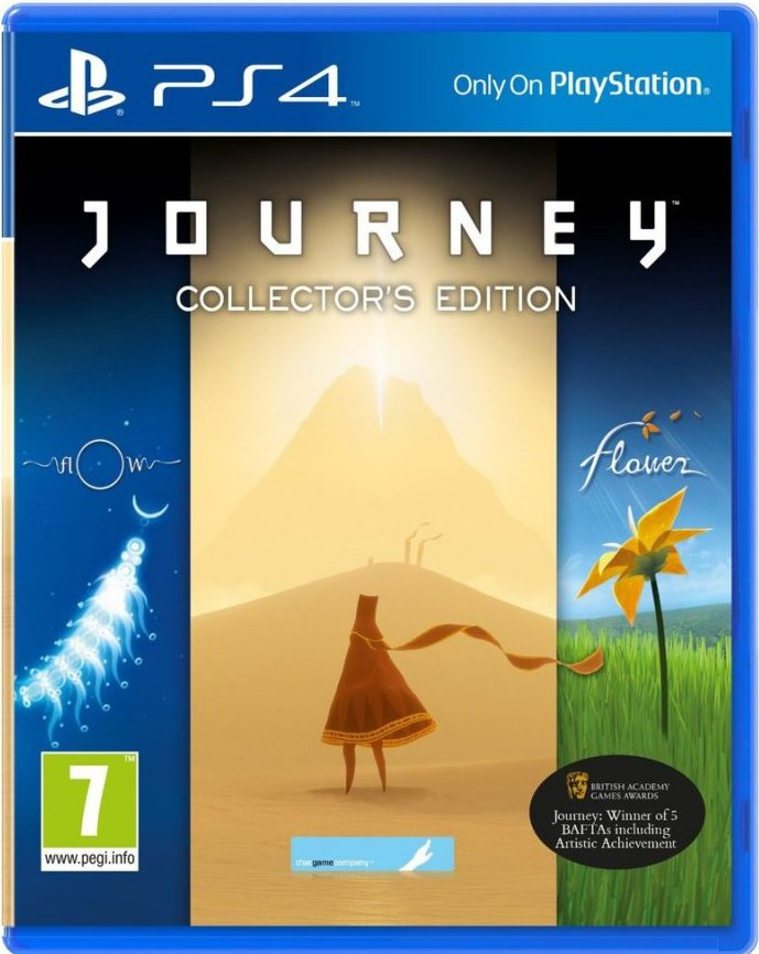 Image of   Journey - Collectors Edition - PS4
