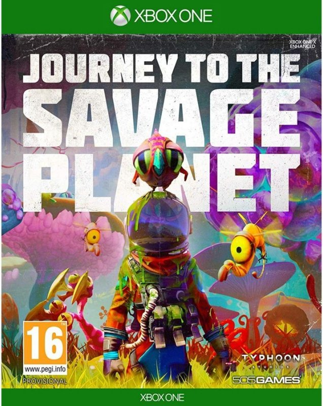 Image of   Journey To The Savage Planet - Xbox One