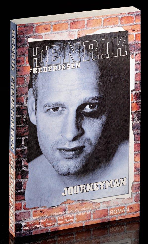 Image of   Journeyman - Henrik Frederiksen - Bog