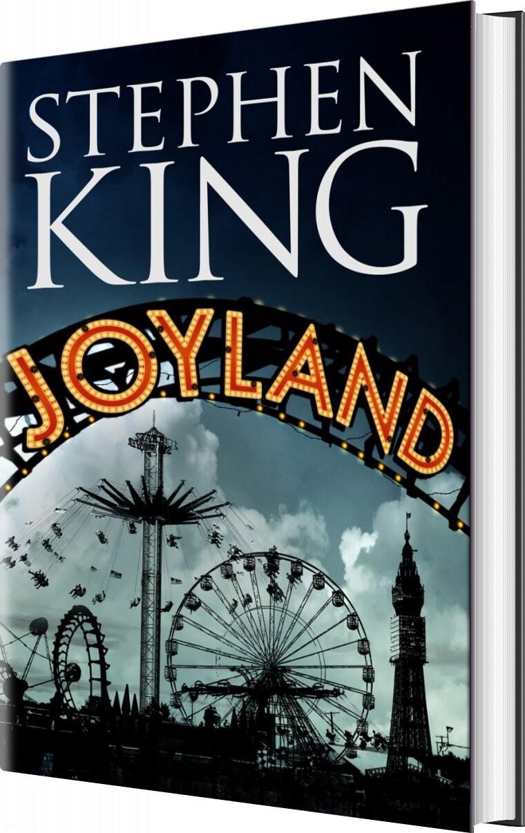 Image of   Joyland - Stephen King - Bog