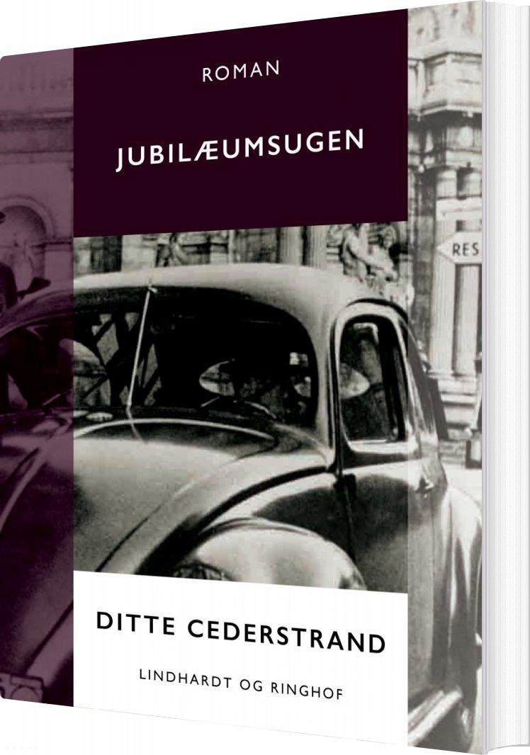 Image of   Jubilæumsugen - Ditte Cederstrand - Bog