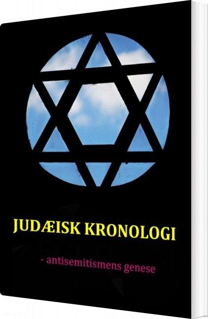Image of   Judæisk Kronologi - Jakob Munck - Bog