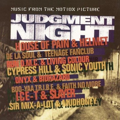 Image of   Judgment Night Soundtrack - Vinyl / LP