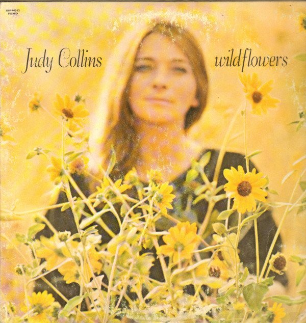 Image of   Judy Collins - Wildflowers - Limited Yellow Edition - Vinyl / LP