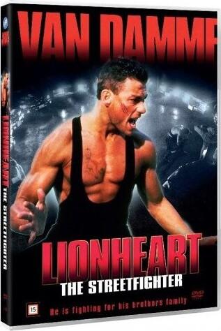 Lionheart - DVD - Film