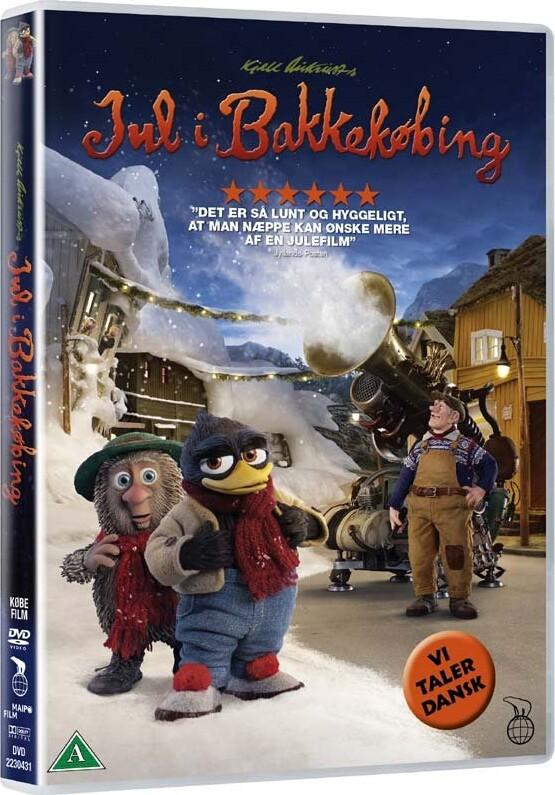 Billede af Jul I Bakkekøbing - DVD - Film