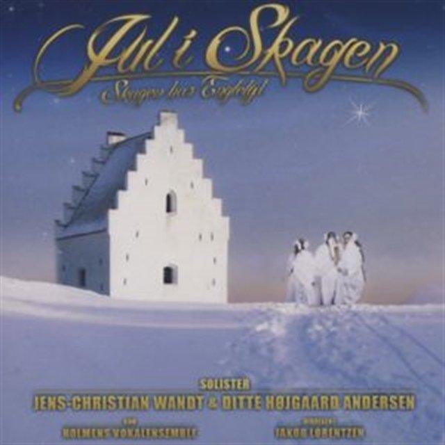 Image of   Jens-christian Wandt & Ditte Højgaard Andersen - Jul I Skagen - CD