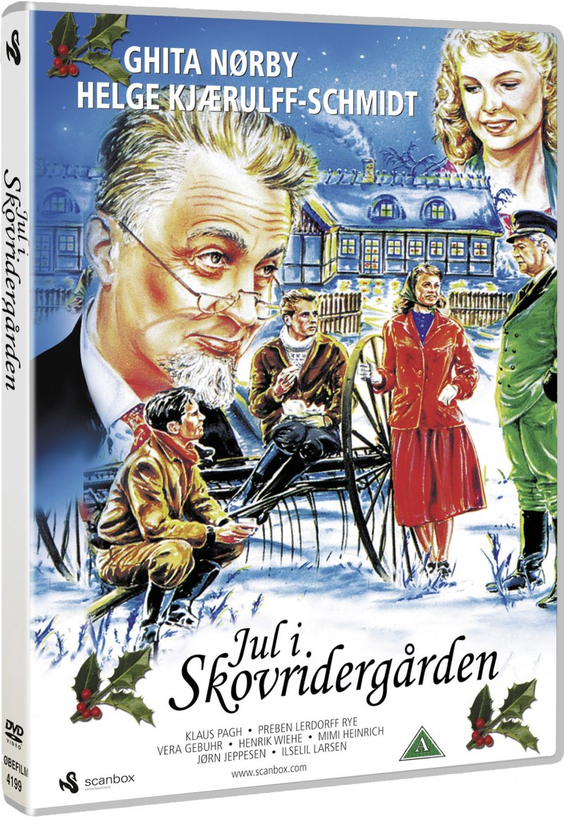Billede af Jul I Skovriddergården - DVD - Film