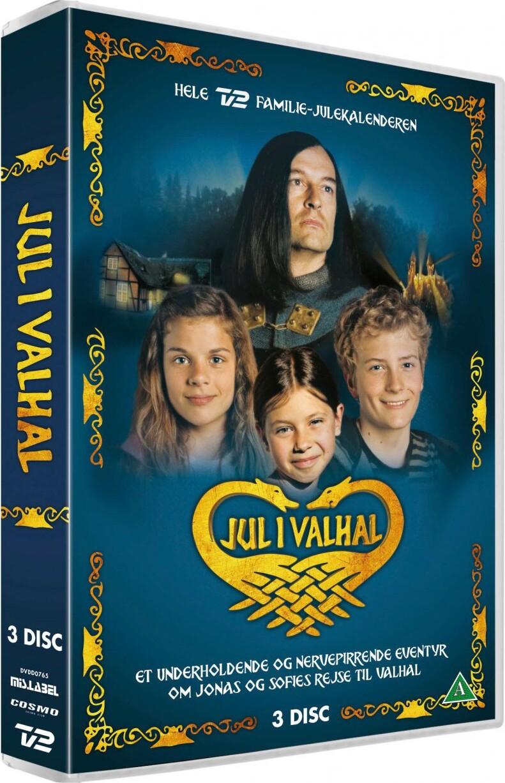 Jul I Valhal Julekalender - Tv2 Julekalender - DVD - Tv-serie