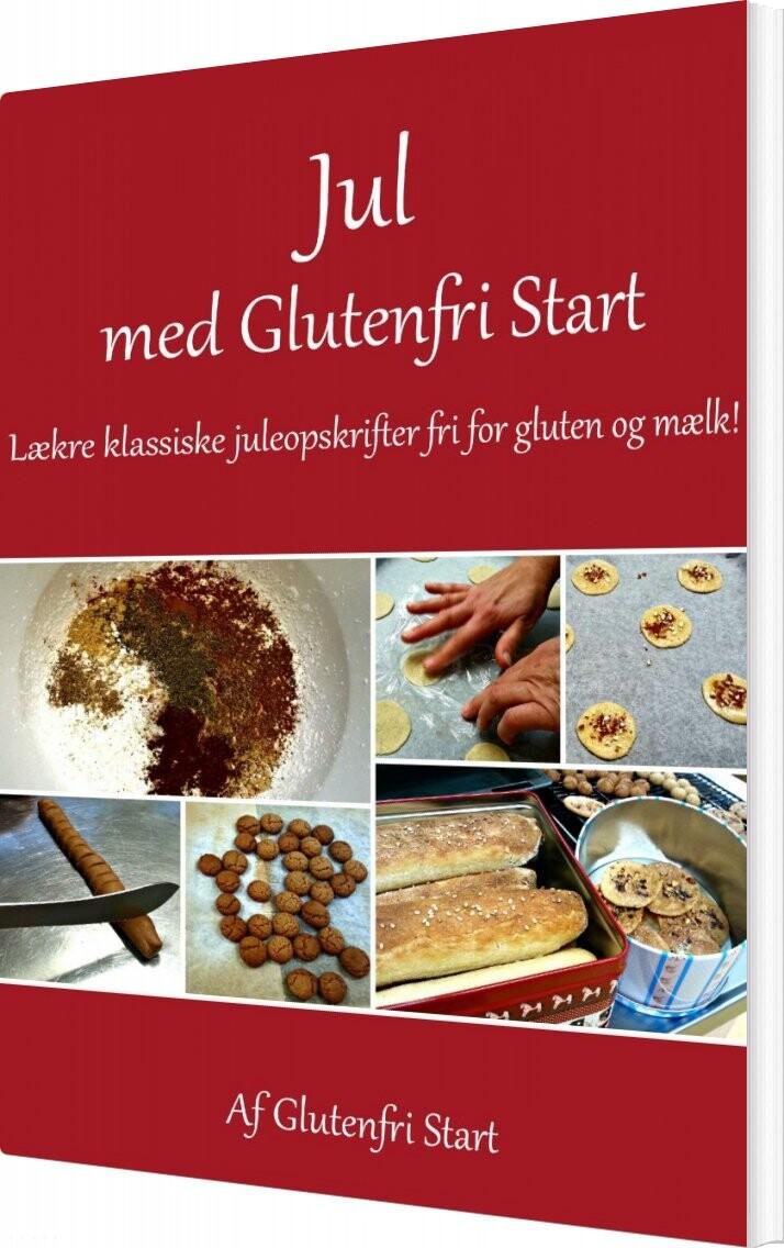 Image of   Jul Med Glutenfri Start - Glutenfri Start - Bog