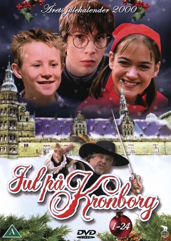 Jul På Kronborg - Dr Julekalender - DVD - Tv-serie