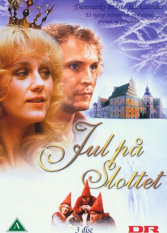 Jul På Slottet - Dr Julekalender - DVD - Tv-serie