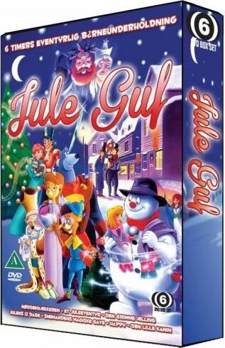 Billede af Julefilm Til Børn - DVD - Film