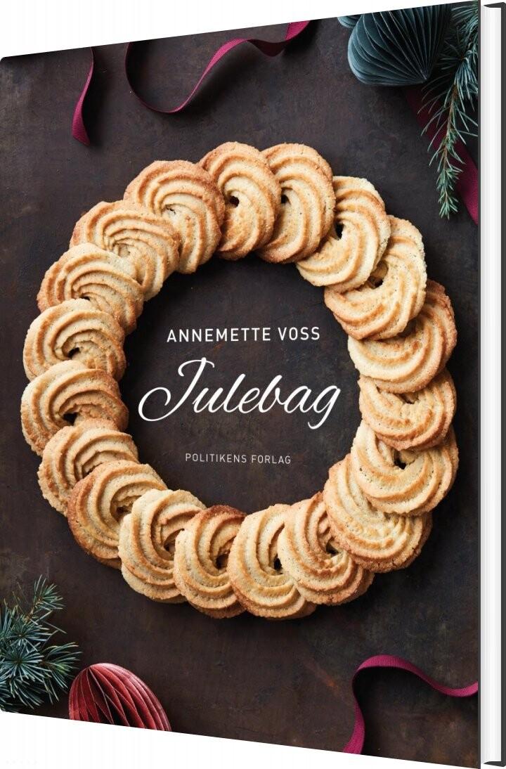 Julebag - Annemette Voss - Bog