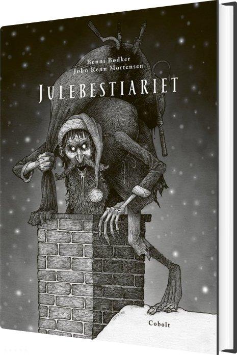 Image of   Julebestiariet - Benni Bødker - Bog