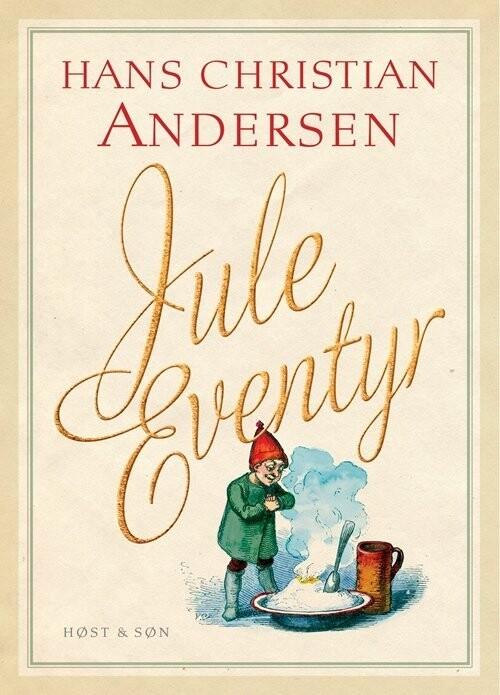Image of   Juleeventyr - H.c. Andersen - Bog