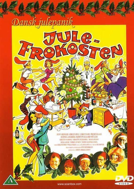 Billede af Julefrokosten - DVD - Film