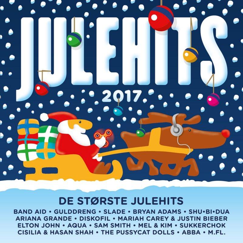 Image of   Julehits 2017 - De Største Julehits - CD