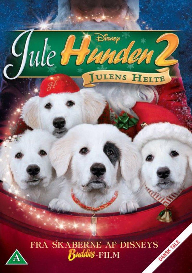 Billede af Julehunden 2: Julens Helte - DVD - Film