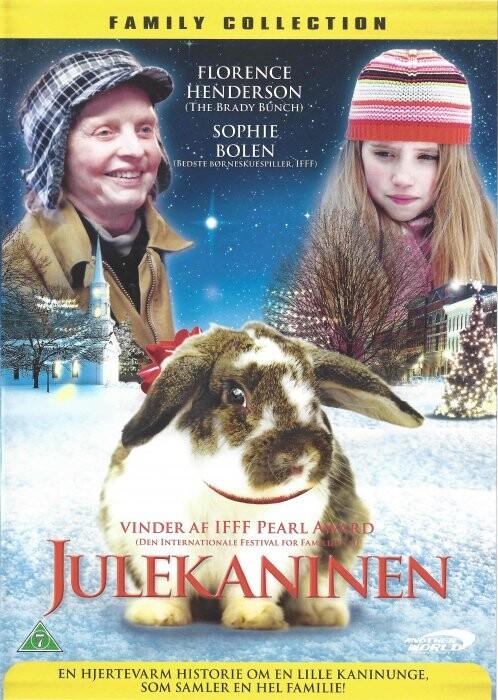 Image of   Julekaninen / The Christmas Bunny - DVD - Film