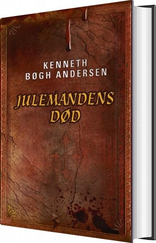Image of   Julemandens Død - Kenneth Bøgh Andersen - Bog