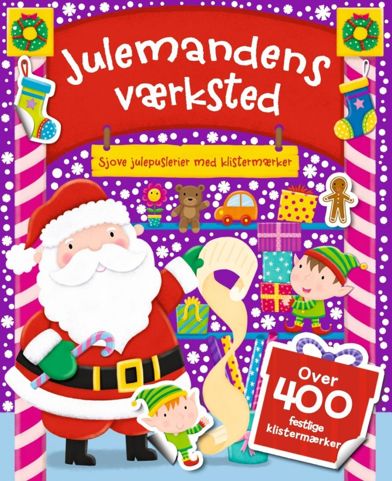 Julemandens Værksted - Diverse - Bog