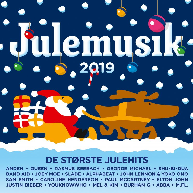 Image of   Julemusik 2019 - CD