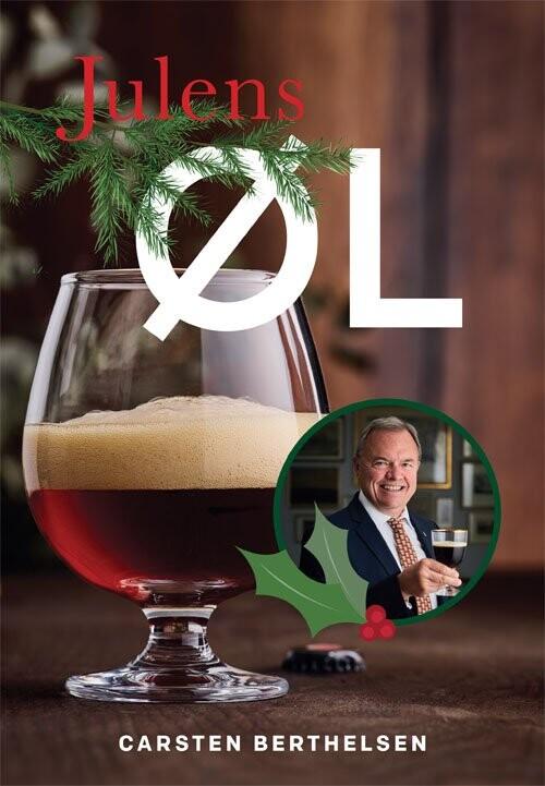 Julens øl - Carsten Berthelsen - Bog