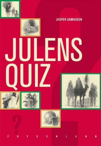 Image of   Julens Quiz - Jesper Asmussen - Bog