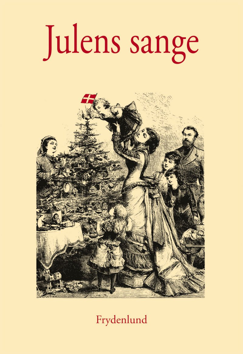 Billede af Julens Sange A 5 Stk (stort Format) - Diverse - Bog