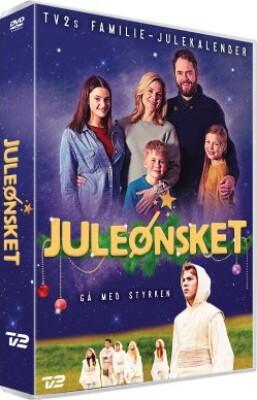 Juleønsket - Tv2 Julekalender 2015 - DVD - Tv-serie
