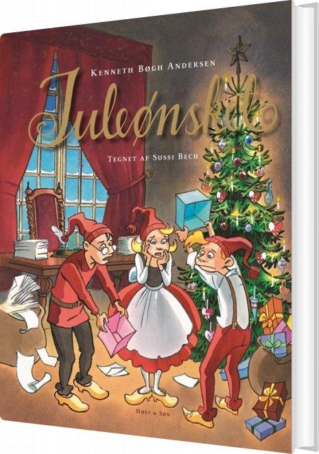 Juleønsket - Kenneth Bøgh Andersen - Bog