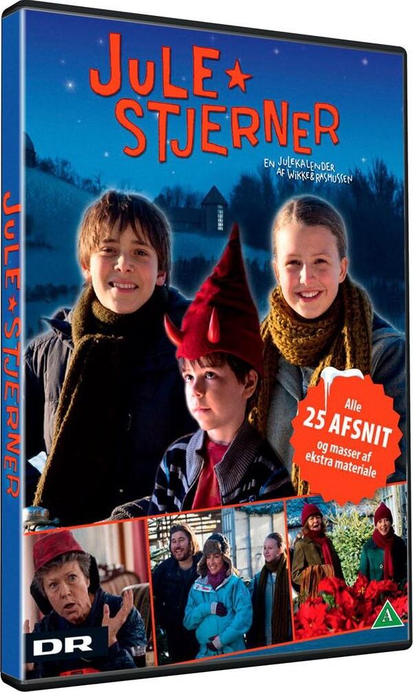 Julestjerner - Dr Julekalender 2012 - DVD - Tv-serie