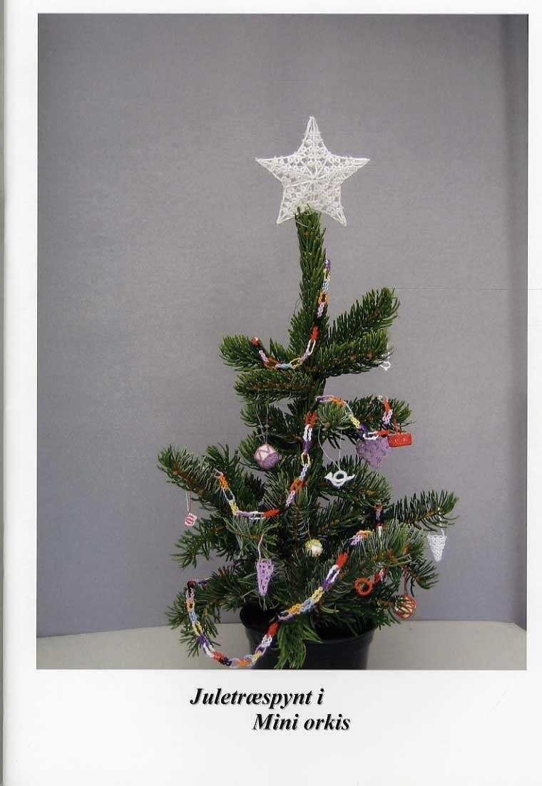 Billede af Juletræspynt I Mini Orkis - Hanne Lis Madsen - Bog