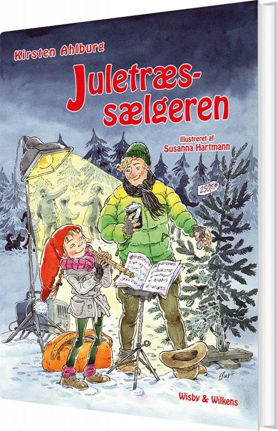 Billede af Juletræssælgeren - Kirsten Ahlburg - Bog