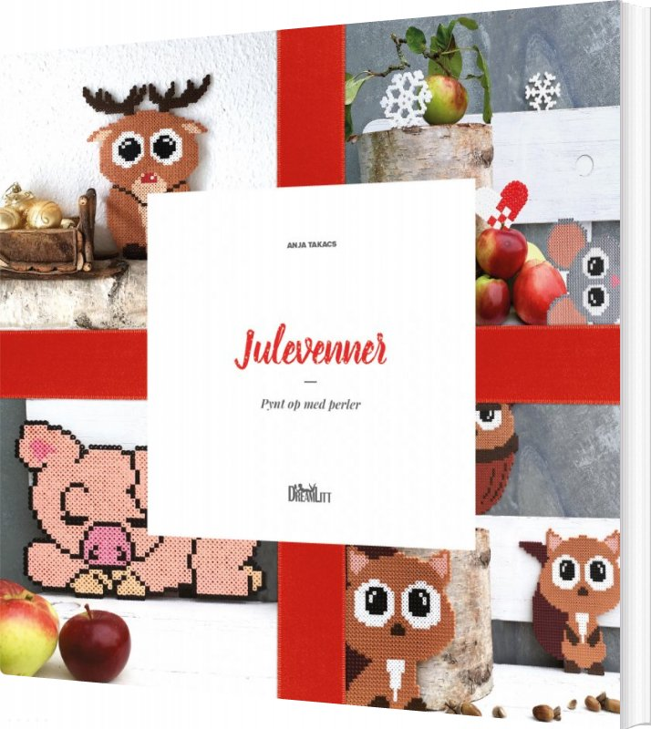 Julevenner - Anja Takacs - Bog